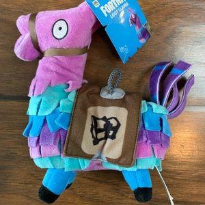 """7"""" Fortnite Loot Lama Plush Stuff Animal Gamer"""